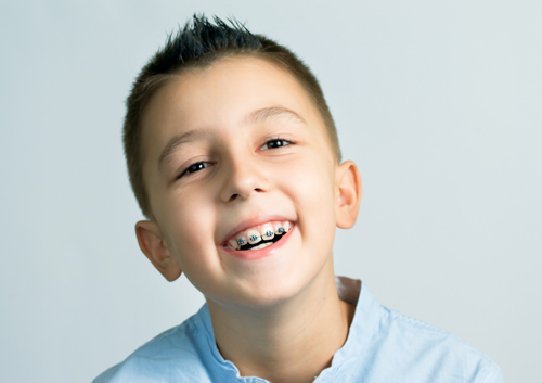 Ortho treatment at young age